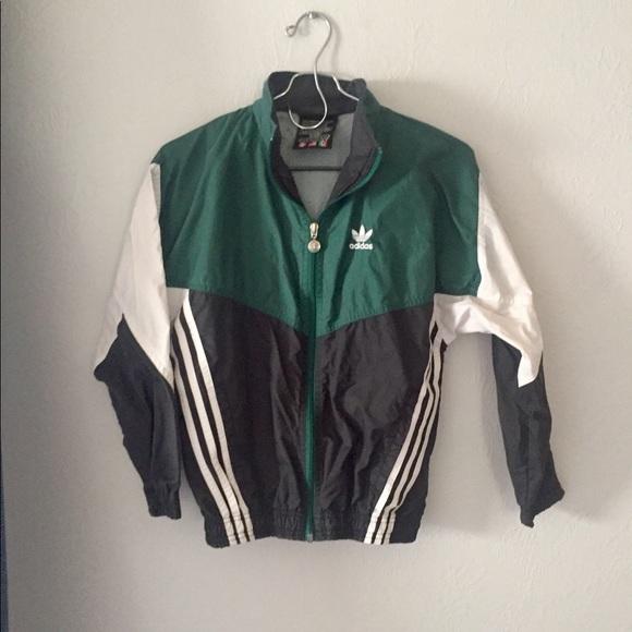 64ec7cffead3 adidas Jackets   Blazers - Vintage Adidas windbreaker jacket